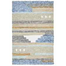 Mahieu Flatweave Cotton & Wool Rug