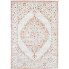 Cari Reeve Silk Like Transitional Rug
