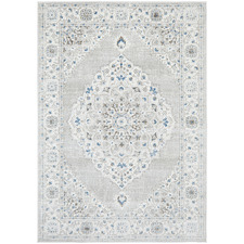 Cari Decker Silk Like Transitional Rug