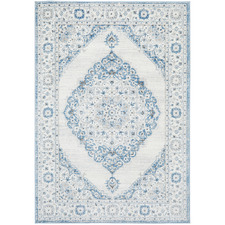 Cari Searle Silk Like Transitional Rug