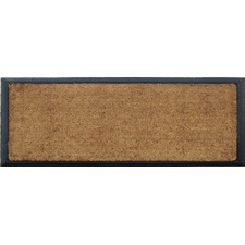 Rubber and Coir Plain Door Mat