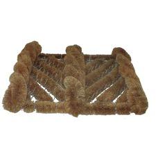 Wire & Coir Boot Scraper Doormat