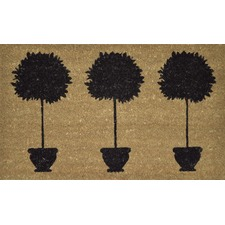 PVC Back Coir Three Tree