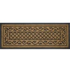Check Vine Coir Doormat