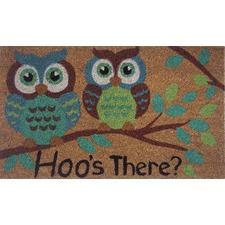 Branch Owls Doormat