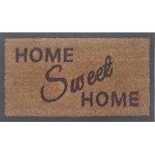 Quanna Home Sweet Home Coir Doormat