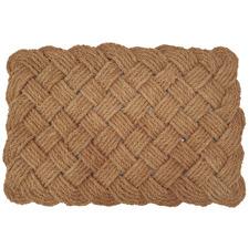Natural Rope Coir Doormat