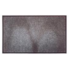 Grey Chevron Marine Grade Doormat