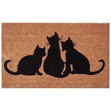 PVC Back Coir Cats