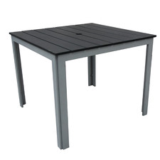 Grey Hart Aluminium Outdoor Dining Table