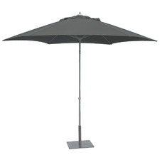2 x 2m Hartman Push-Up Market Umbrella