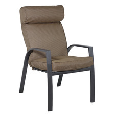 Eton Aluminium & Fabric Outdoor Armchair
