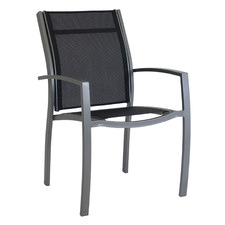 Seaspray Aluminium Outdoor Sling Dining Chair