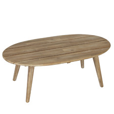 Narvik Acacia Wood Outdoor Coffee Table