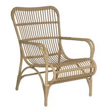 Natural Cairns Wicker Outdoor Armchair