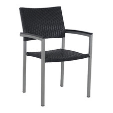 Jasper PE Wicker Outdoor Dining Chair