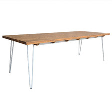 Marseille Wooden Outdoor Dining Table