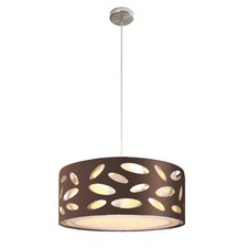Carlo 55cm 3 Light Pendant