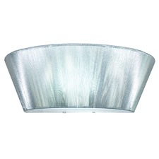 Paolo Wall Sconce in Silver