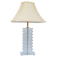 Fontana Crystal Table Lamp