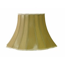 Champagne Waisted Lamp Shade