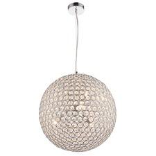 Small Krystal Ball Pendant Light