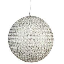 Medium Krystal Ball Pendant Light