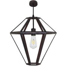 Black Tetra 1 Light Pendant
