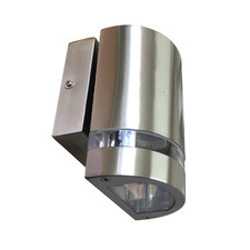 Kiko Stainless Steel Outdoor Wall Light