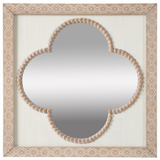 Natural Clover Mirror