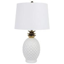 Pineapple Ceramic Table Lamp