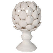 Volga Porcelain Table Decoration