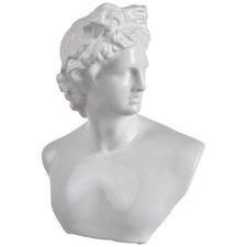 Rubicon Ceramic Bust