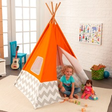 Chevron Play TeePee