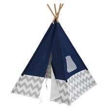 Deluxe Chevron Pattern Play Teepee