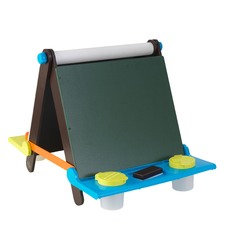 Bright Tabletop Easel