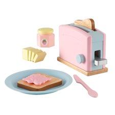 Pastel Toaster Set
