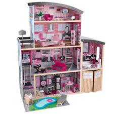 Sparkle Mansion 4 Level Dollhouse