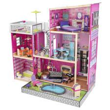 Uptown Multi-Level Dollhouse