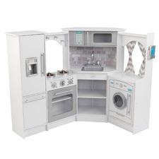 Kids' Ultimate Corner Kitchen Play Set