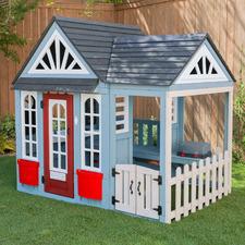 Timber Trail Cedar Wood Outdoor Playhouse