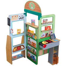 KidKraft Let's Pretend Grocery Store Play Set