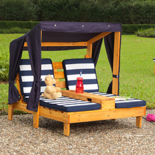 KidKraft Outdoor Double Chaise Lounge