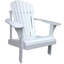 Hardwood Adirondack Chair