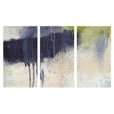 Moody Hues Triptych