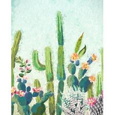 Colourful Cactus I Artwork