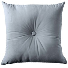 Astral Square Velvet Cushion