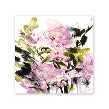 Blooms Canvas Wall Art