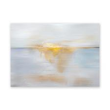 Sea Sun Canvas Wall Art