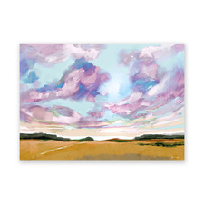 Meadow Canvas Wall Art